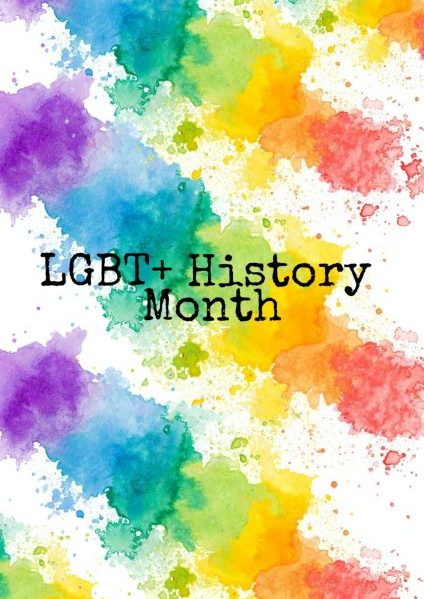 LGBT+ History Month: 416 by Ruth Truscott