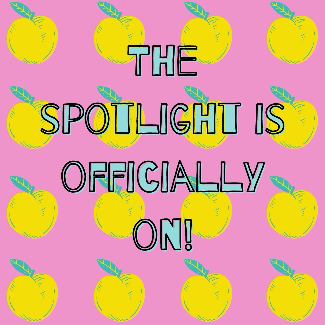 Spotlight is Officially Open for Submissions!