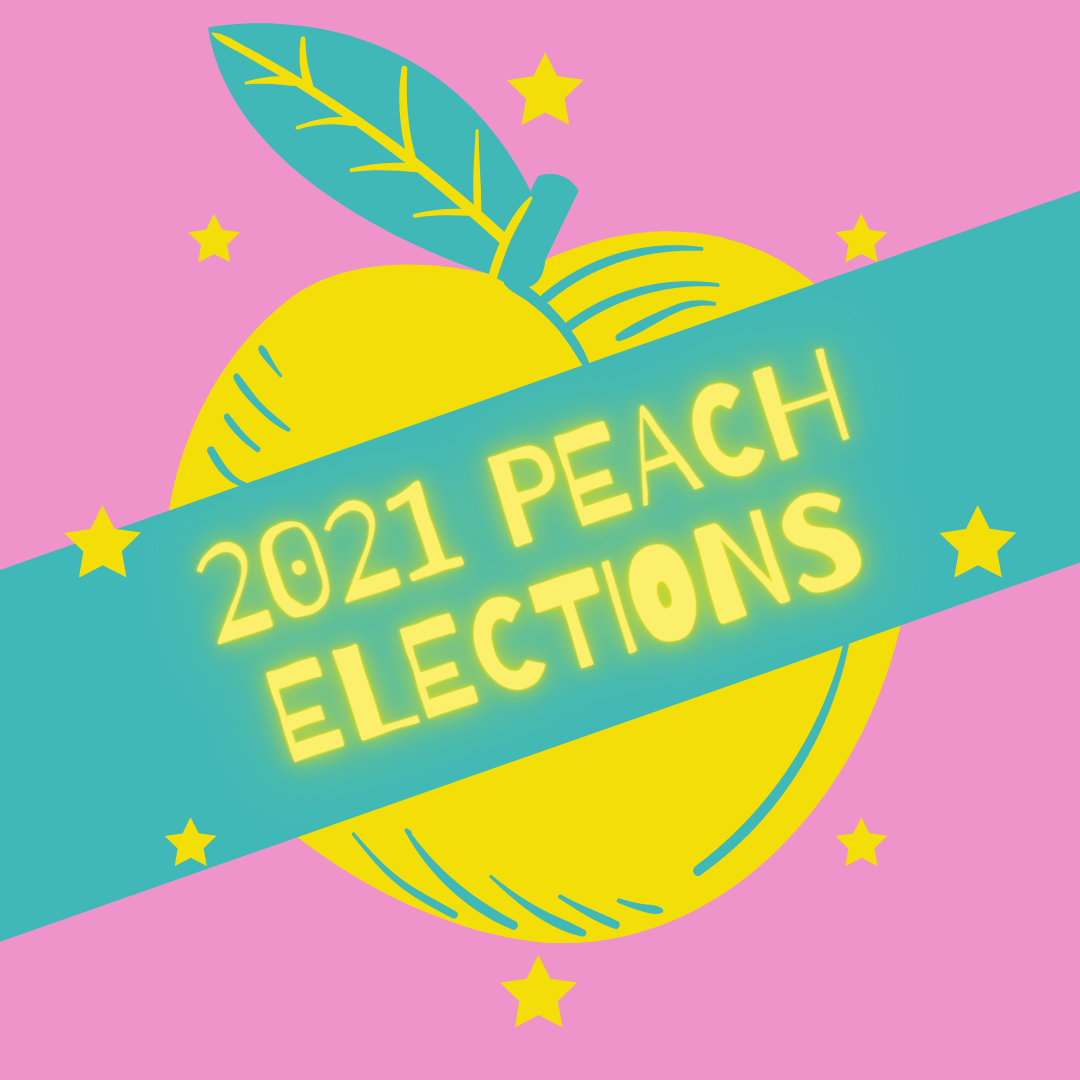 2021 PEACH Magazine Elections: The Official Guide