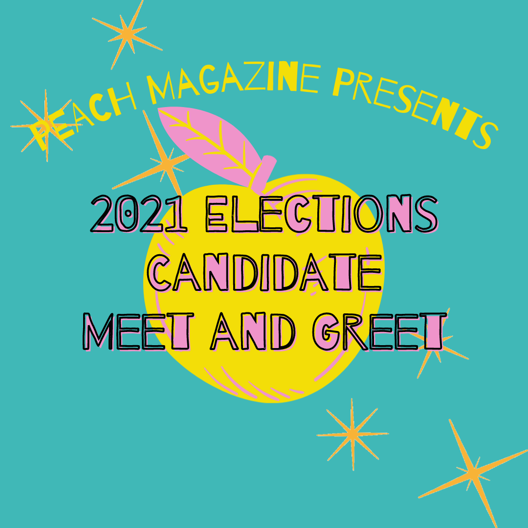 PEACH 2021 Elections Candidate Meet & Greet