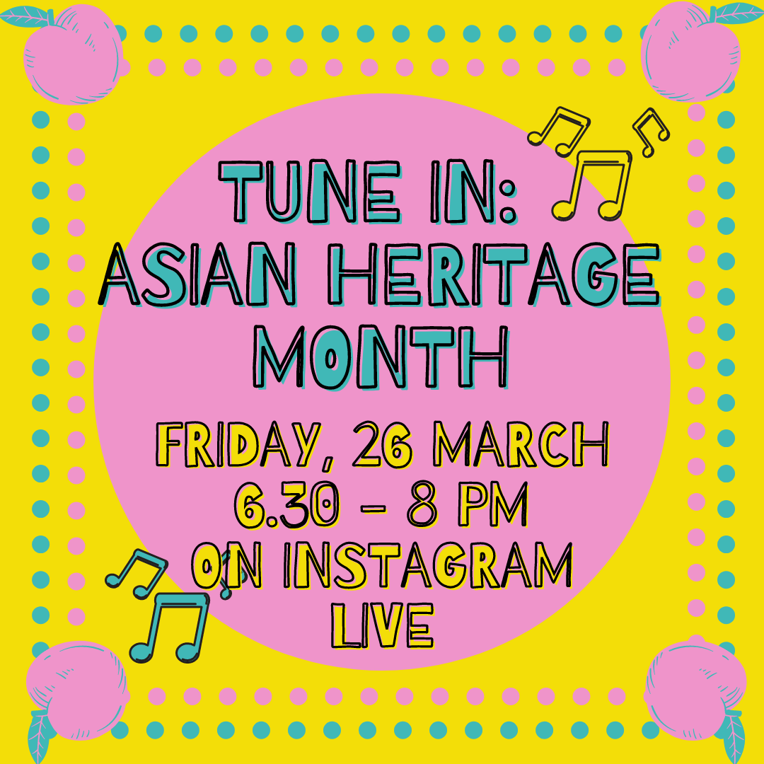 Watch Tune In: Asian Heritage Month